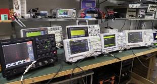 EEVblog #845 – Oscilloscope FFT Comparison