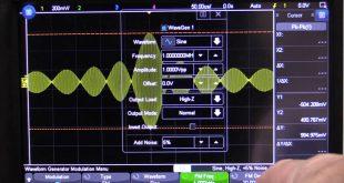 EEVblog #878 – Oscilloscope High Res vs Average Modes