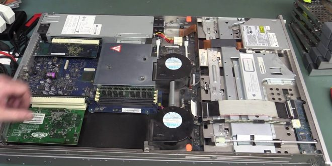 EEVblog #882 – Dumpster Dive Apple Xserve Computers