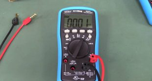 EEVblog #884 – EEVBlog BM235 Multimeter REPAIR