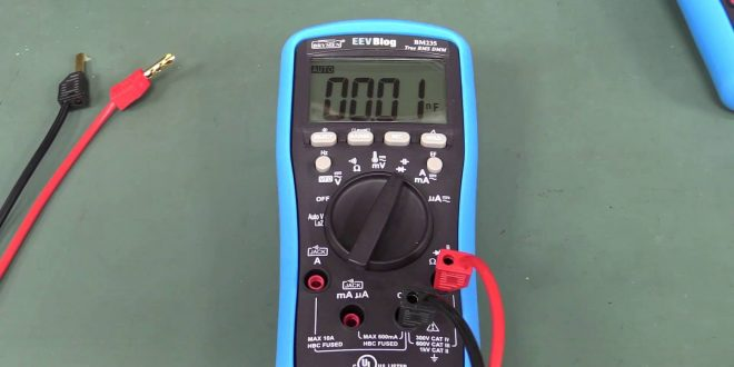 EEVblog #884 – EEVBlog BM235 Multimeter REPAIR