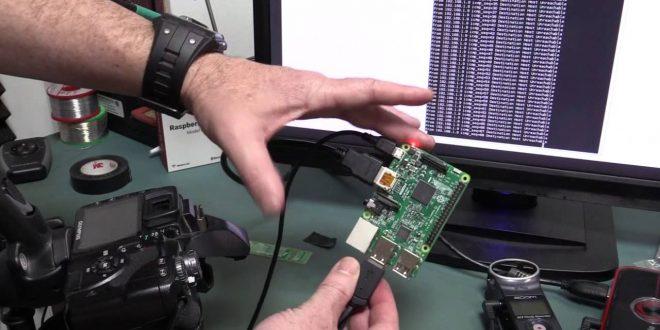 EEVblog #901 PART 2 – RPi 3 Photoflash WiFi Problem