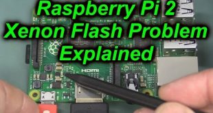 EEVblog #901 – Raspberry Pi 3 Photoflash Problem AGAIN!