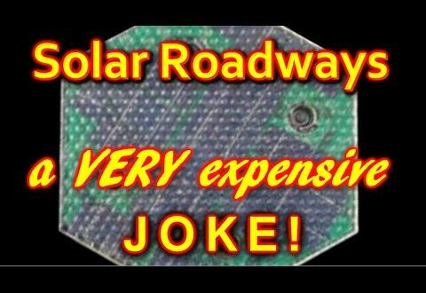 EEVblog #902 – Solar Roadways Route 66 BUSTED!