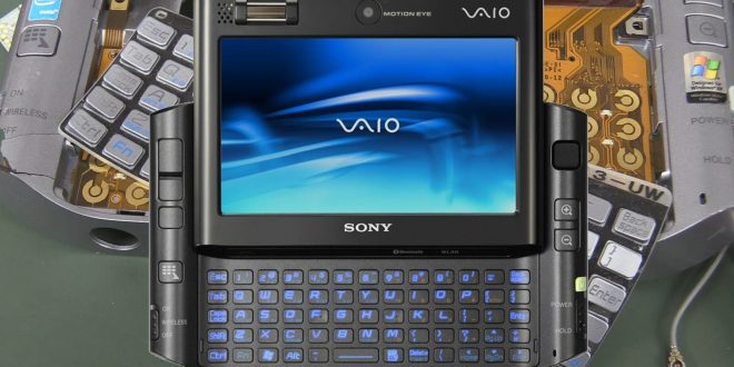 EEVblog #914 – Sony VAIO UX Micro PC Teardown