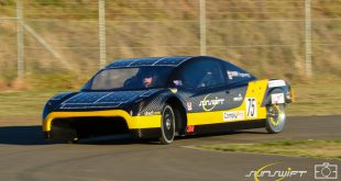 EEVblog #923 – World's Fastest Solar Electric Car