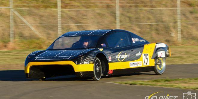EEVblog #923 – World's Fastest Solar Electric Car