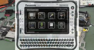EEVblog #925 – Panasonic CF-U1 ToughBook Teardown