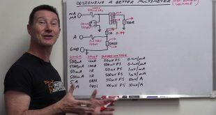 EEVblog #931 – Designing A Better Multimeter PART 2