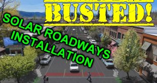 EEVblog #935 – Solar Roadways Installation BUSTED!