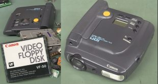 EEVblog #937 – Retro Canon Still Camera Teardown!