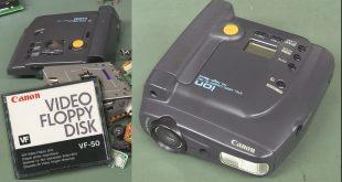 EEVblog #937 – Retro Canon Still Camera Teardown!