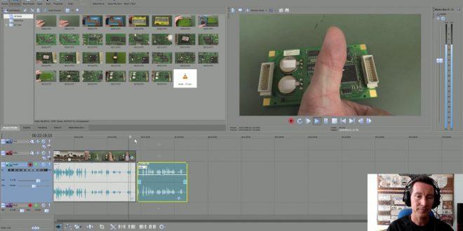 EEVblog #943 – How EEVblog Does Video Editing