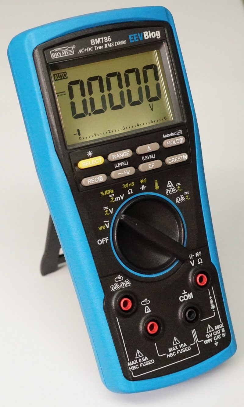 BM786 60,000 Count Multimeter